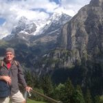 Murren to Gimmelwald