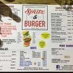 Fast friendly English speaking service.  AMAZING BURGER!!!!!!!!