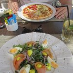 Lunch at Pimenta Preta