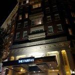 The Fairfax at Embassy Row, Washington, D.C. Foto
