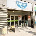 Lider Express Supermarket Right Next door to San Ingnico Apt