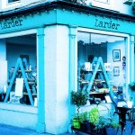 A fantastic corner coffee and bakery in Waterford, Ireland