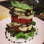 Eggplant stack