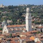 Il Duomo visto dalla Torre dei Lamberti