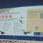 Protected area for birds