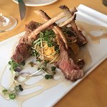 Lamb lollipops are not to be missed! | The Rose Table