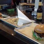 Buffalo Bill & truffle fries