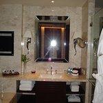 ....very impressive bath-room