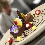 Chocolate & Passion Tart