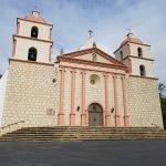 Old Mission Santa Barbara Foto