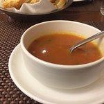 tamatar shorba...less on flavours unlike authentic shorba