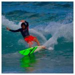 Nacho - Your surf instructor and guide