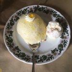 Torta de limão de sobremesa,, sugestão da casa muito gostosa