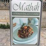Photo de Matbah Ottoman Palace Cuisine