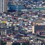 The many colours of Valparaiso