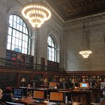 One of the Reading Rooms