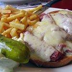 Morristown Diner Corned Beef Reuben