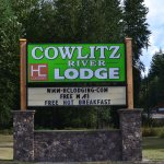 صورة فوتوغرافية لـ Cowlitz River Lodge