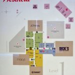 Mall map - restaurant location is B 14