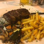 Amazing Steak cooked to perfection