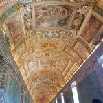 going to Sistine Chapel