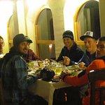 Nos visitan en Quinsa