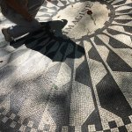 Photo of Strawberry Fields, John Lennon Memorial