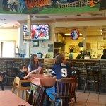 Foto de Memphis Pizza Cafe
