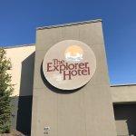 Foto de Explorer Hotel