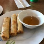 Spring Rolls - not authentic at all