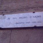 street along the Arno