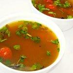 Herbal Black pepper Rasam Good for cold