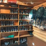 lots of outdoor gear is available to borrow