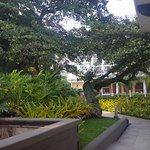 Area del Hotel Crowne Plaza