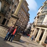 Foto de Plaza Cervantes - Santiago