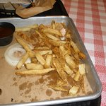 Floppy fries