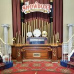 The entrance to the Showboat