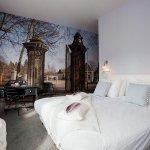Foto de Stadsvilla Hotel Mozaic Den Haag