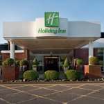 The Hotel Exterior of the Holiday Inn Coventry M6 J2
