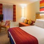 Foto de Holiday Inn Express London-Swiss Cottage