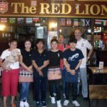The Red Lion Foto
