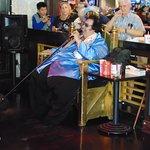 Big Elvis at the Piano Bar