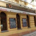 Restaurace v Korunni Foto
