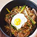 Bulgogi Pork with Rice