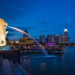 Enjoy a scenic 13-mins walk from the hotel to the Merlion Parkl