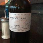 Sehr guter Weisswein
