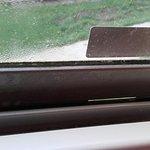 Gaps in window