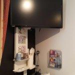 bureau et TV