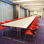 Large conference rooms
