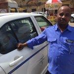Mahendra - our legendary driver!